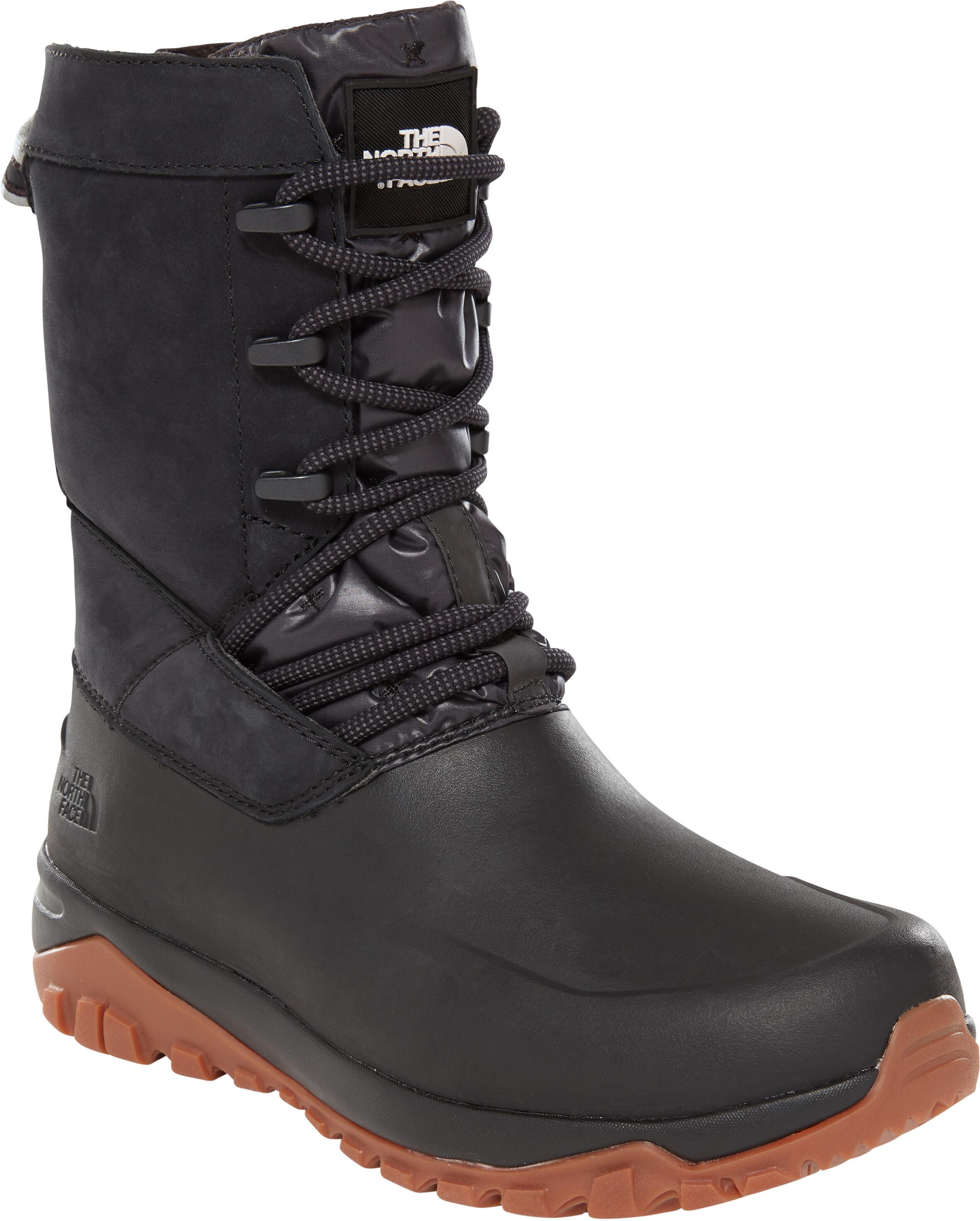 b5989fa613 The North Face Yukiona Mid Boots Damen tnf black/tnf black | campz.de